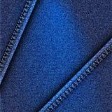 Fondo del dril de algodón Ilustración del vector eps10 libre illustration