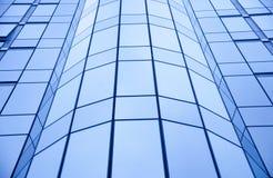 Fondo del edificio de oficinas imagen de archivo
