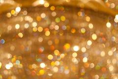 Fondo del efecto luminoso para el día de fiesta Imágenes de archivo libres de regalías