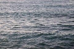 Fondo del extracto de la agua de mar Imagenes de archivo