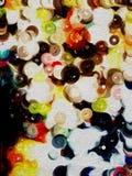 Fondo del extracto de la burbuja del ciclo Imágenes de archivo libres de regalías