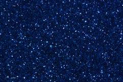 Fondo del extracto de la textura del brillo de los azules marinos Foto de archivo libre de regalías