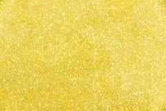 Fondo del extracto de la textura del brillo del oro Imagenes de archivo