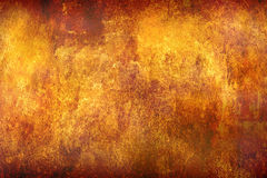 Fondo del extracto de la textura del oro Fotografía de archivo
