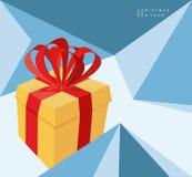 Fondo del extracto del Año Nuevo de formas geométricas Foto de archivo libre de regalías