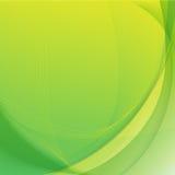 Fondo del extracto del verde amarillo libre illustration
