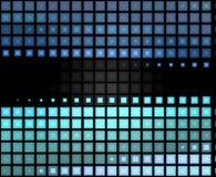 Fondo del extracto del verde azul Ilustración del Vector