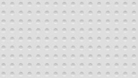 fondo del extracto del ejemplo 3d con una pared con el hoyuelo libre illustration