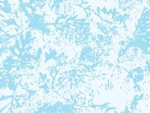 Fondo del extracto del vidrio esmerilado del invierno Textura realista de la ventana congelada Contexto de la nieve Ilustración d Fotos de archivo libres de regalías