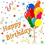 Fondo del feliz cumpleaños libre illustration