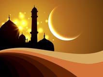 Fondo del festival del Ramadán stock de ilustración