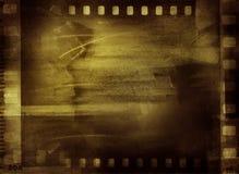 Fondo del film Fotografia Stock Libera da Diritti