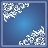 Fondo del fiore Immagine Stock