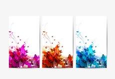 Fondo del fiore Fotografia Stock