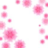 Fondo del fiore illustrazione vettoriale