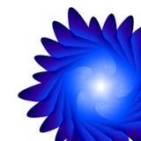 Fondo del fiore di astrazione Illustrazione di vettore illustrazione di stock