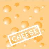 Fondo del formaggio Illustrazione Vettoriale