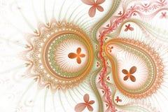Fondo del fractal ilustración del vector