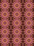 Fondo del fractal Stock de ilustración