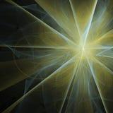 Fondo del fractal Foto de archivo libre de regalías