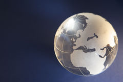 Fondo del globo ilustración del vector