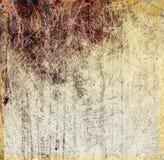 Fondo del goteo de la sepia del Grunge Fotos de archivo libres de regalías