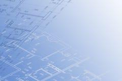 Fondo del gráfico arquitectónico libre illustration