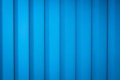 Fondo del grafico colorato del blu, modello a strisce Fotografia Stock
