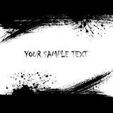 Fondo del Grunge con el espacio para su texto. Fotos de archivo