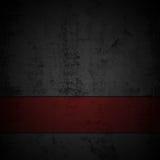 Fondo del Grunge con el lugar rojo para el texto Fotos de archivo libres de regalías