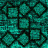 Fondo del Grunge con los cuadrados Libre Illustration