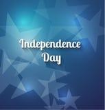 Fondo del grunge de la independencia Day Fotos de archivo libres de regalías