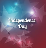 Fondo del grunge de la independencia Day Foto de archivo