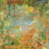 Fondo 025 del grunge del color Foto de archivo libre de regalías