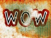 Fondo del grunge del exitazo Imagen de archivo