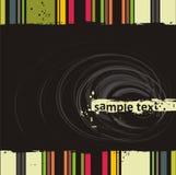 Fondo del grunge del vector Foto de archivo libre de regalías