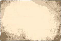 Fondo del grunge del vector Fotos de archivo libres de regalías