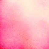Fondo del Grunge en colores rosados y en colores pastel Fotos de archivo