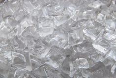Fondo del hielo Imagen de archivo libre de regalías