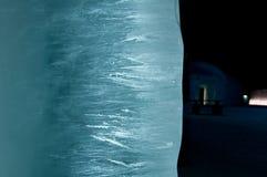 Backgraund del hielo Fotografía de archivo libre de regalías