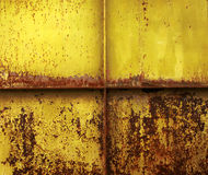 Fondo del hierro de hoja Fotografía de archivo libre de regalías