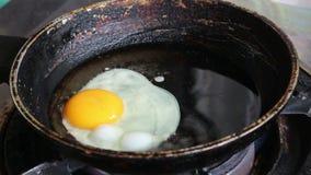 Fondo del huevo frito metrajes