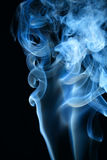 Fondo del humo Fotos de archivo