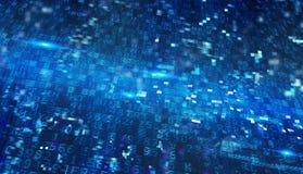 Fondo del Internet Concepto de distribución de Internet ilustración del vector