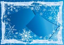 Fondo del invierno. Foto de archivo libre de regalías