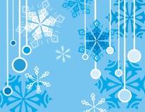 Fondo del invierno Imagen de archivo libre de regalías