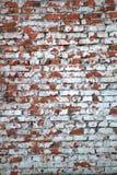 Fondo del ladrillo rojo Fotos de archivo