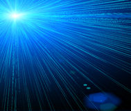 Fondo del laser Imágenes de archivo libres de regalías