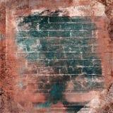 Fondo del libro de recuerdos de Grunge Foto de archivo libre de regalías