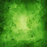 Fondo del Libro Verde Fotografia Stock